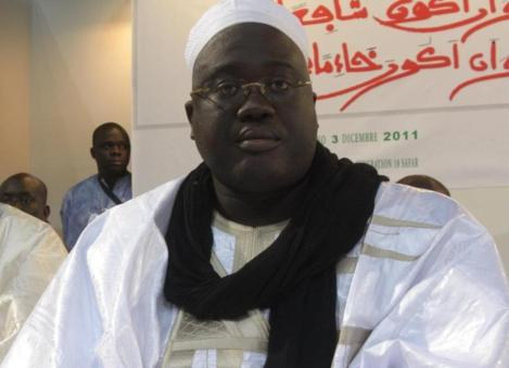 Yoon Wi - Assane Gueye recevait Serigne Abdou Lahad Mbacké GaÏndé Fatma