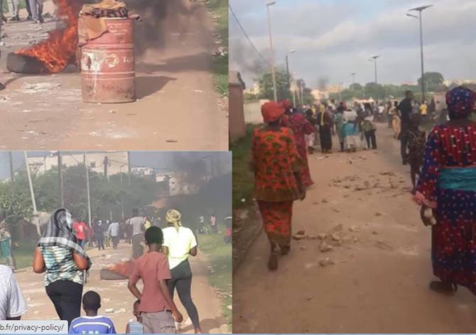 Crise foncière à Termes sud : Mamadou Lamine Diallo, Tekki : « L'honneur de l'armée est bafouée par le régime Faysall »