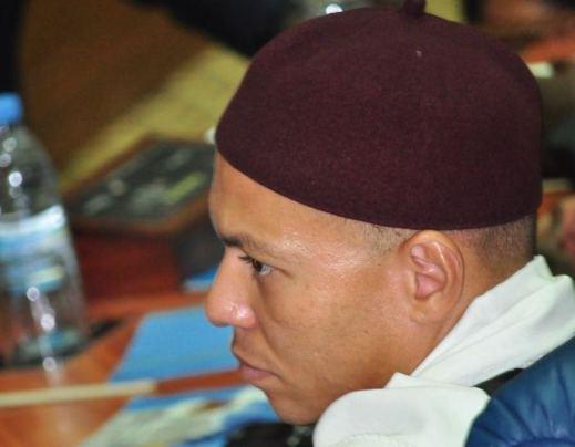 Révélation: La lettre de Salvy à Karim Wade