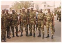 33 élèves officiers africains ont reçu leur drapeau
