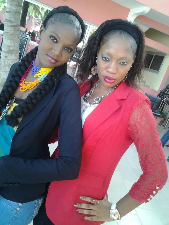 Sonia et Fatima de canal Info toutes belles