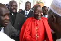 Le Cardinal Théodor Adrien Sarr à Tivaouane