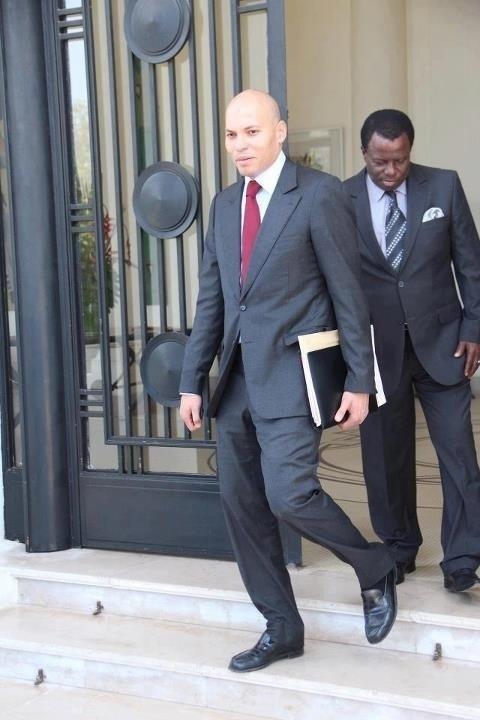 Revelation sur la sixième audition  de Karim Wade:  Le fils de Me Wade confronté à Bibo, Pape Pouye et Elimane Diop