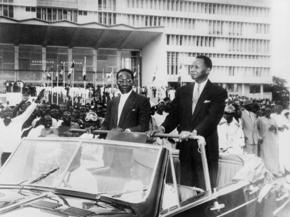 Pourquoi et comment Senghor s'est débarrassé de Mamadou Dia en Décembre 1962 ? ( Ibrahima SENE PIT)