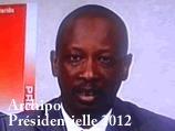 Portrait de la semaine du samedi 22 décembre 2012 (Oumar Khassimou Dia)