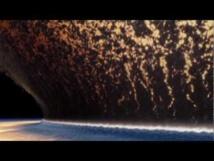 Non, ça n'arrivera pas aujourd'hui mais regardez cette incroyable simulation de la collision de la terre avec un astéroïde