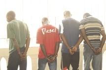 Commissariats de Dakar : 251 individus gardés à vue, entre vendredi et samedi