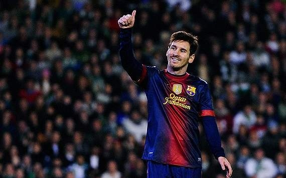 Barcelone - Lionel Messi, Acte 91