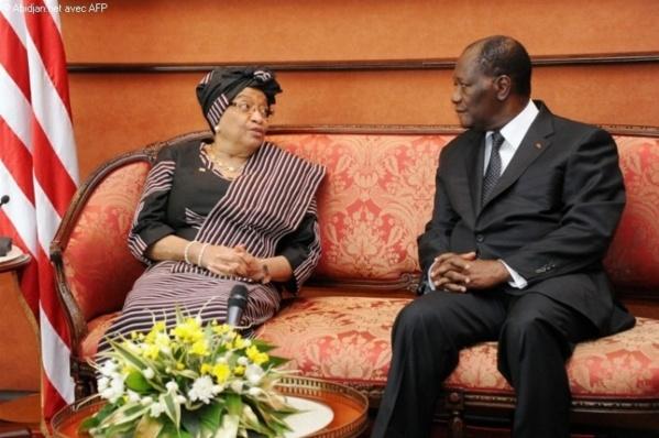Manoeuvres militaires ivoiro-libériennes pour sécuriser la zone frontalière