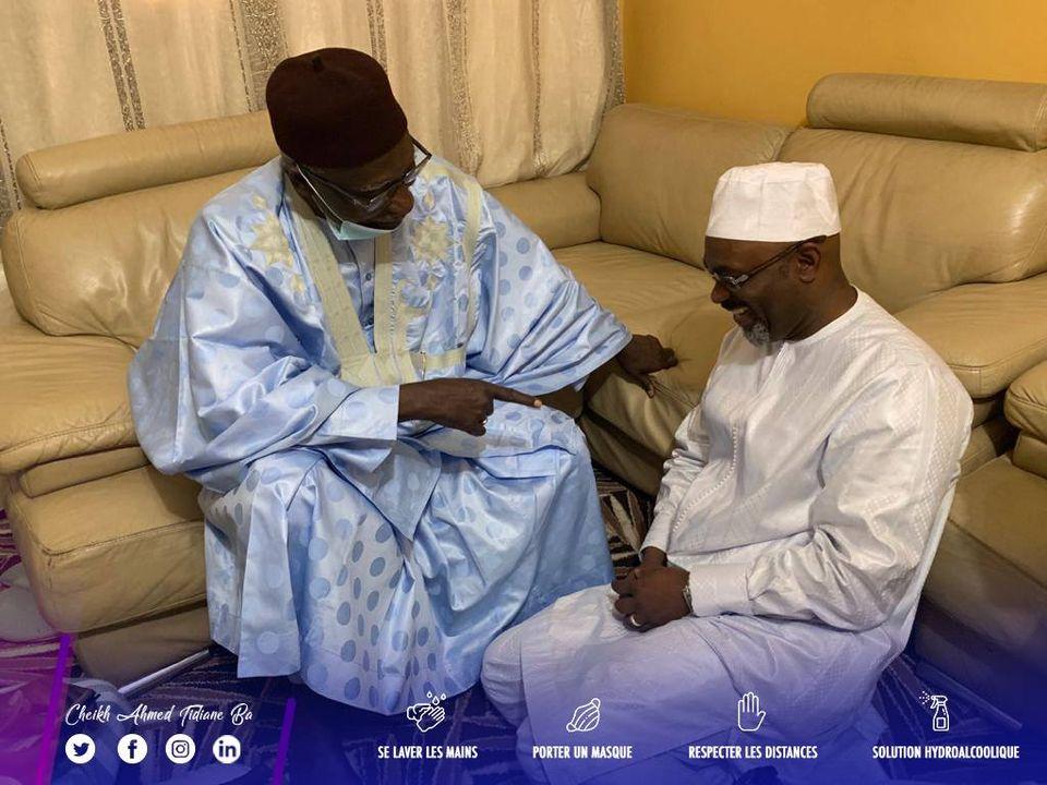 Préparatifs du Gamou: Cheikh Ahmed Tidiane Bâ, le Directeur général de la CDC, à Tivaouane
