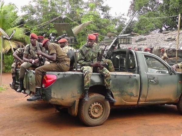 Tentative d'attaque d'Agban : 23 assaillants déférés à la MACA