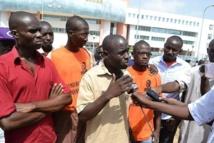 Les jeunes de Rewmi de Thiès scellent l'unité en présence de Thierno Bocoum
