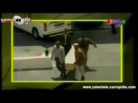 Gag: Transport d'un cercueil. Instant Rire sur RTS1 !