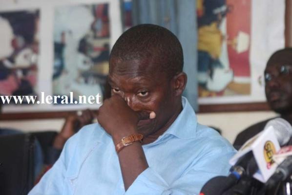 Comment Me Amadou Sall a appris sa comparution devant la chambre spéciale le 22 janvier prochain...