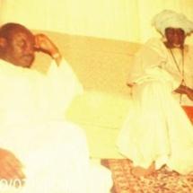 Sergine Abdou Lahad Mbacké et El Hadji Djily Mbaye