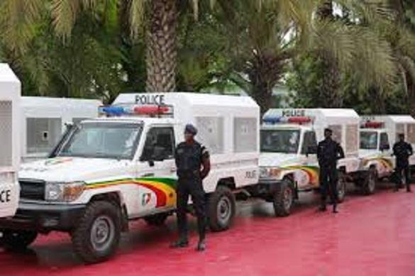 Acquisition de véhicules diversement appréciée: Les précisions du bureau des Relations publiques de la Police nationale