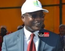 Saint-Louis: le ministre Oumar Guèye souligne les missions de l'OMVS.