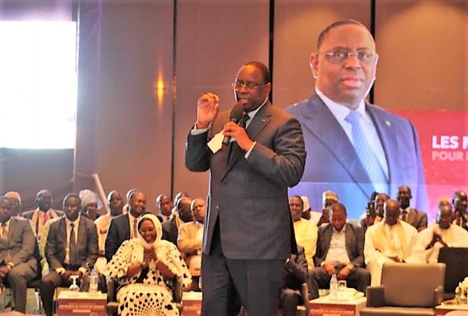 Litiges fonciers: Macky Sall affirme qu'il reçoit plus 20 à 50 dossiers brûlants par jour