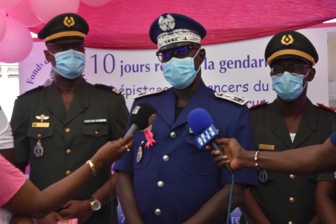 Journées de dépistage gratuit de la Gendarmerie nationale