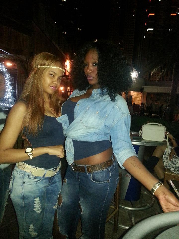 Samira Niki Diop et Karina sont à Dubaï pour les fêtes de fin d'année