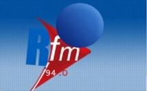 Journal  Rfm Midi 12H du lundi 31 décembre 2012