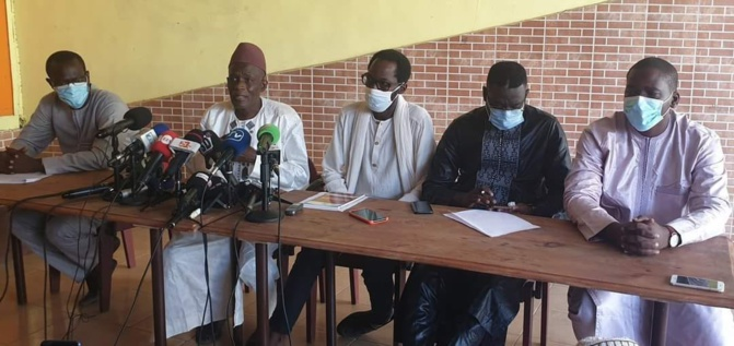 Société civile sénégalaise: