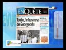 Revue de presse du 31 décembre 2012 [Walf TV]