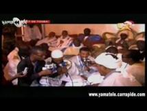 [VIDEO] Ziaar de Ahmed Khalifa Niass et d'une délégation Mauritanienne chez Serigne Bass Abdou Khadre