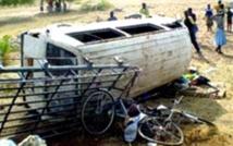 18 morts sur la route de Touba Macky Sall ému, appelle à plus de vigilance