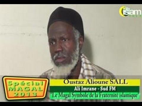 "[VIDÉO] ""Oustaz Alioune Sall parle du Magal de Touba..."""