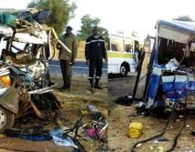 Khombole la « tueuse » : 18 morts à l'aller et 4 morts au retour du grand magal de Touba.