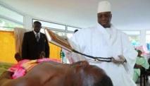 Banjul: le Président Gambien prévoit de construire d'ici 2015 un hôpital  111 lits pour guérir les malades du Sida