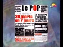 Revue de la presse du jeudi 03 janvier 2013 [Walf-TV]