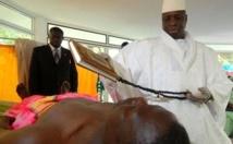 Yaya Jammeh va créer un hôpital pour y soigner le sida