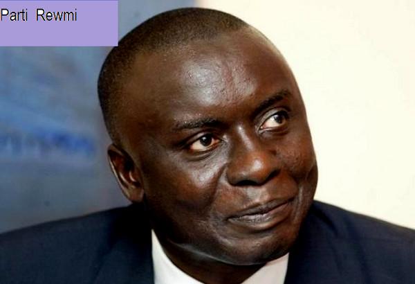Habibou Sabaly, responsable Rewmi à Vélingara : «Idrissa Seck est dans une réflexion constructive le Sénégal d'après 2024»