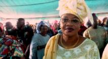 """Rebaptisée """"Ndeye Dji Wagne"""" par le khalife omarien : Aïda Mbodj débarque chez la famille omarienne avec un lot de matériels pour la cuisine de la zawiya"""