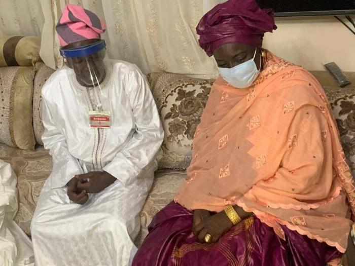 Médina Baye: débarquée par Macky Sall, Mimi Touré