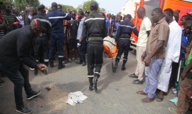 Gamou Kaolack 2020: 01 mort et 62 blessés dans des accidents