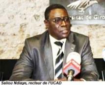 Saliou Ndiaye, recteur de l'Ucad sur la sortie de Mary Teuw Niane: « il appartient à l'autorité de faire respecter les devoirs »