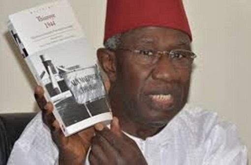 Le Sénégal perd une de ses grandes figures, une référence: Le Pr. Iba Der Thiam est décédé ce samedi