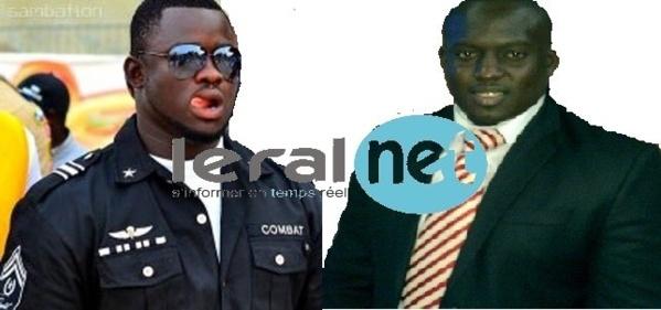 Aziz Ndiaye arrache Eumeu Séne des mains de Gaston