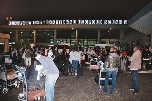 Aéroport LSS: Une très haute autorité de l'Etat se fait chiper son sac à main