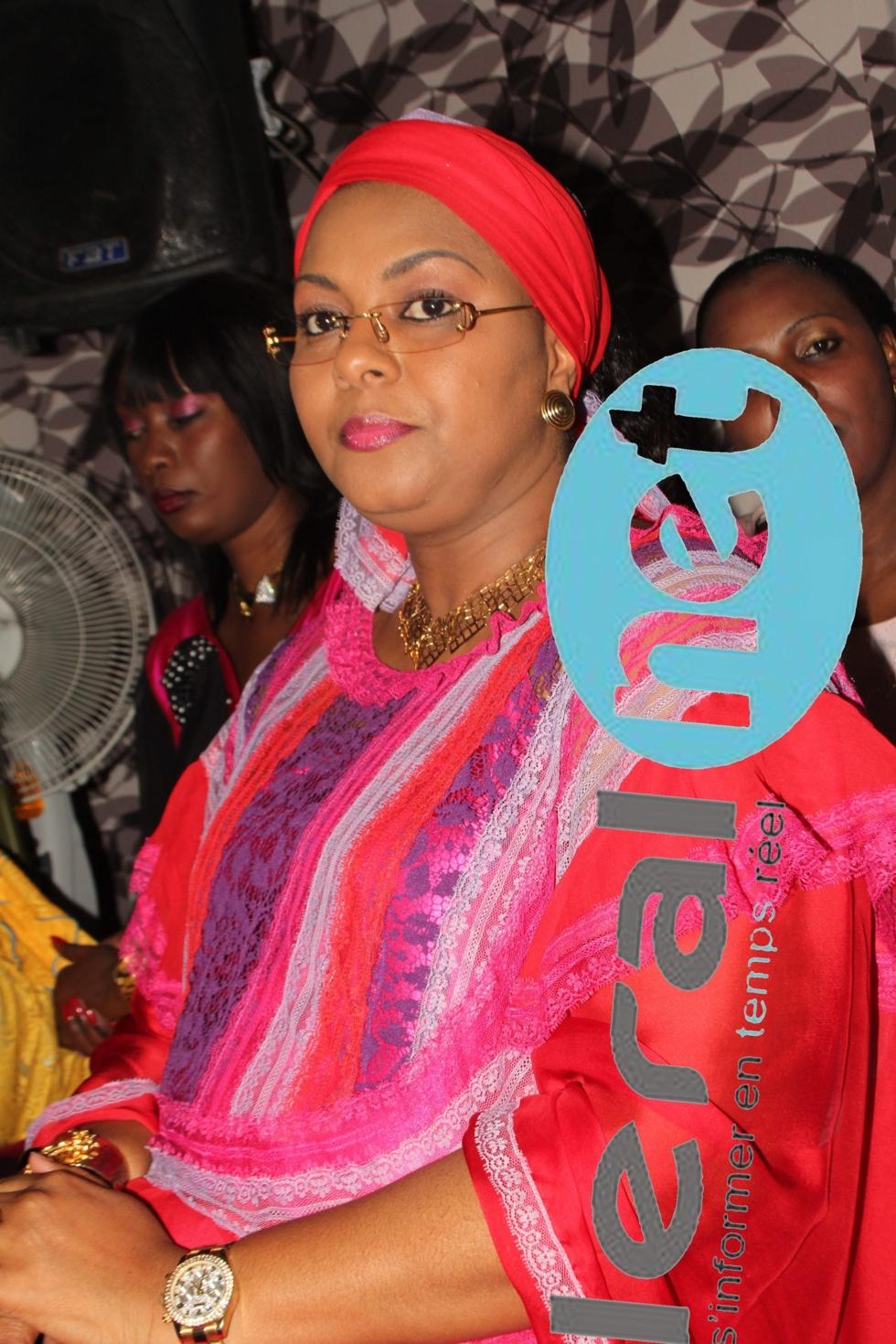 Une épouse de Serigne Modou Kara