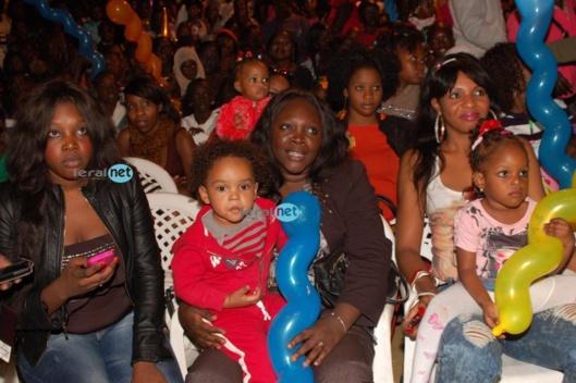 Ndella Madior Diouf s'affiche avec sa fille