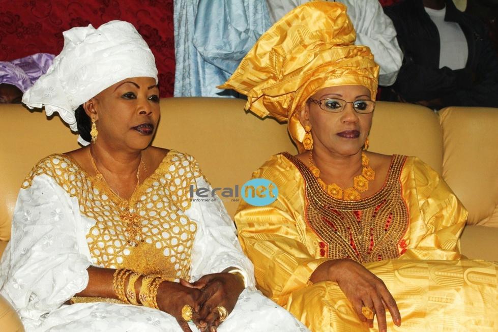 Mbossé Diouf et Aïcha Mama Kane: deux épouses de Cheikh Béthio