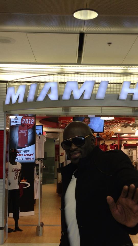 Les vacances royales de Mc Lida à Miami aux Etats-Unis