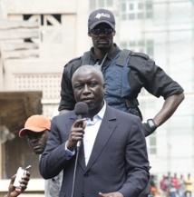 Nécrologie: Vieux Sandiery Diop, fidèle garde du corps de Idrissa Seck a perdu son père