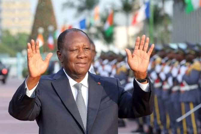 Urgent: Côte d'Ivoire: Alassane Ouattara vainqueur avec 94,27% des voix