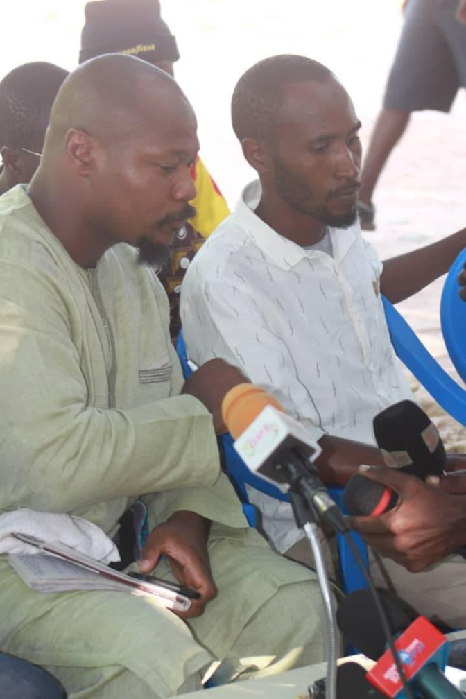 Ziguinchor marche contre la spoliation foncière en Casamance