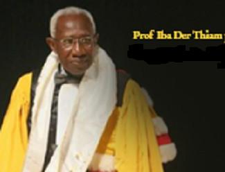 Hommage de Macky Sall à l'illustre disparu : l'Université de Thiès portera le nom du Pr Iba Der Thiam